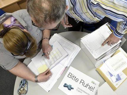Österreichs Schüler sollen ihre Englisch-Kenntnisse zeigen.