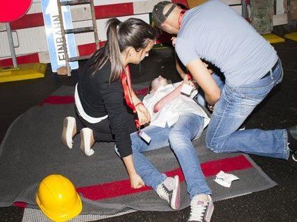 Mehr Teilnahme in Wien an Kursen rund um Erste Hilfe.