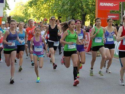 Bereits über 1500 Läuferinnen haben sich zum Fun Run angemeldet