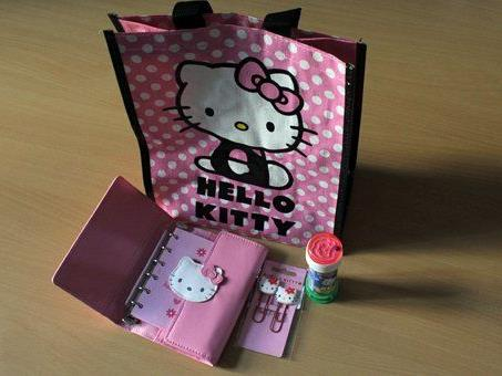 Gewinne ein Hello Kitty Package!