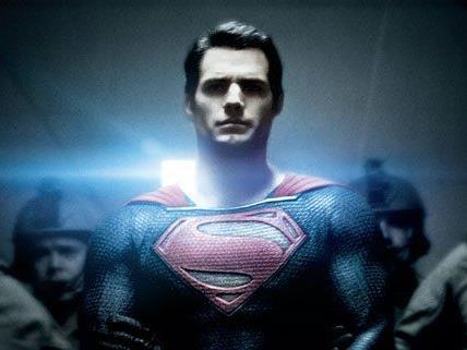 Man of Steel kommt im Sommer in die heimischen Kinos