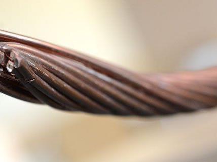 Die ÖBB setzen verschiedene Maßnahmen gegen Kupferkabeldiebe.