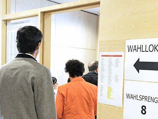 Auch die Wahlkarten änderten nichts an dem Ergebnis für Gurgiser.