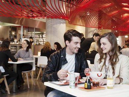 """The Mall"" in Wien-Landstraße eröffnet nun vollständig."