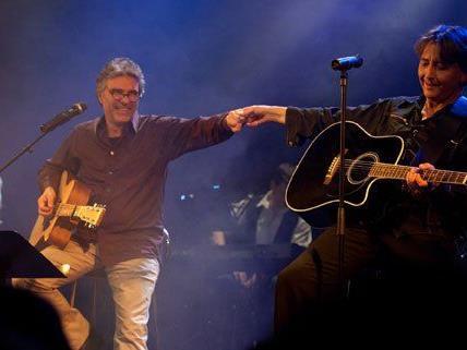 Günter Mokesch feiert mit Freunden und Wegbegleitern sein 30-jähriges Bühnenjubiläum.