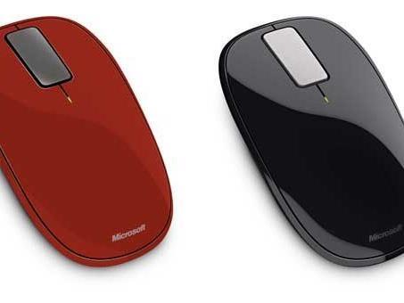 Eine von zwei Explorer Touch Mäusen gewinnen!