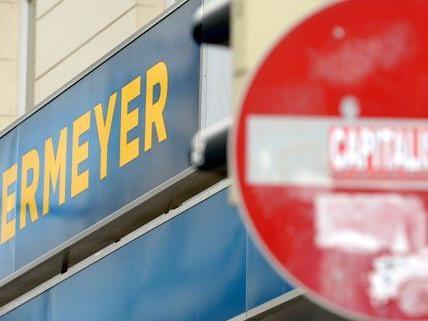 In Wien schließen 14 Niedermeyer-Filialen.