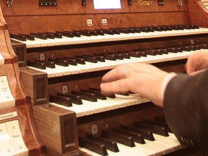 Klangvoll: 3-tägiges Orgelfestival in Wien.