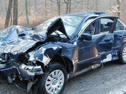 Verkehrsunfall mit Verletzten in Wien Hernals