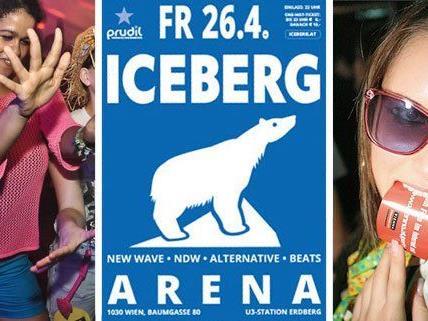An diesem Partywochenende geht es wieder rund in Wien