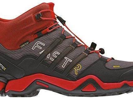 Die Schuhtechnologien von adidas. Im Bild: Terrex Fast R Mid GTX