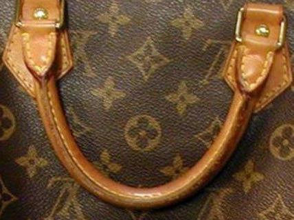 Eine teure Designer-Handtasche mit tausenden Euro Bargeld fiel einem Dieb in die Hände