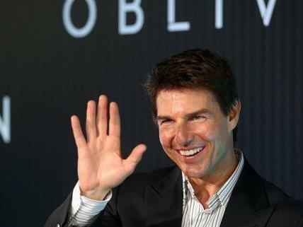 Am Dienstagabend präsentiert Tom Cruise seinen neuen Film in Wien.