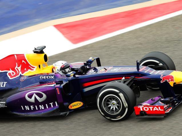 Vettel baut WM-Führung aus.