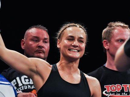 Nicole Wesner machte mit dem dritten Sieg einen weiteren Schritt nach vorne