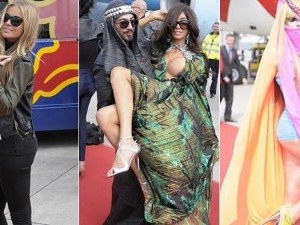 Das sind die Bilder und Videos vom Life Ball 2013