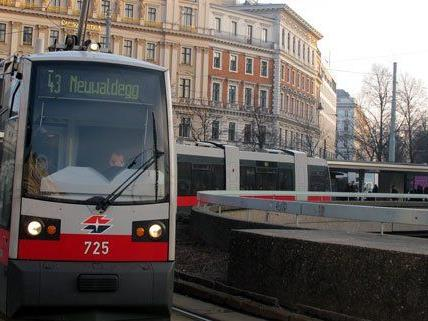 Wiener Linien Wollen Netz Verbessern Straßenbahnlinie 43 Wird