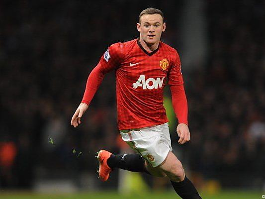 Geht Rooney nach Frankreich?