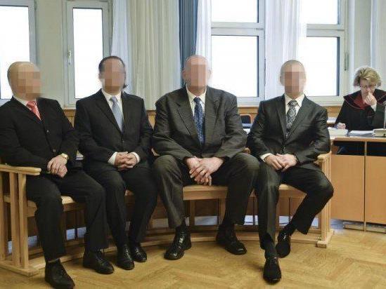 Monsterverfahren gegen mutmaßlichen Rotlichtboss Richard St. in Wien