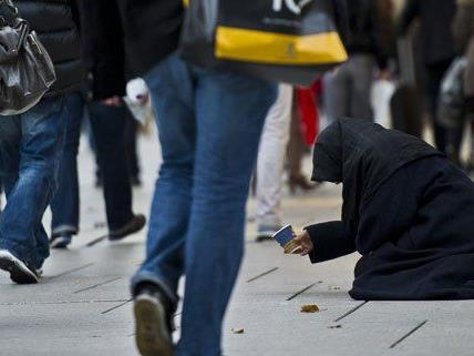 Körperverletzung in Wien-Penzing: Opfer war Bettlerin