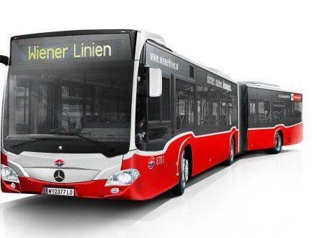 Wiener stimmten über neues Bus-Design ab