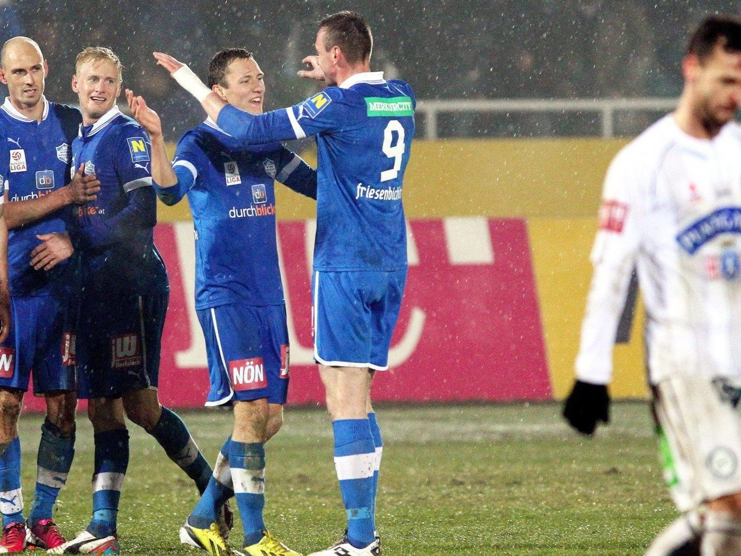 Wir berichten am Sonntag live vom Spiel SK Sturm Graz gegen SC Wiener Neustadt im Ticker.