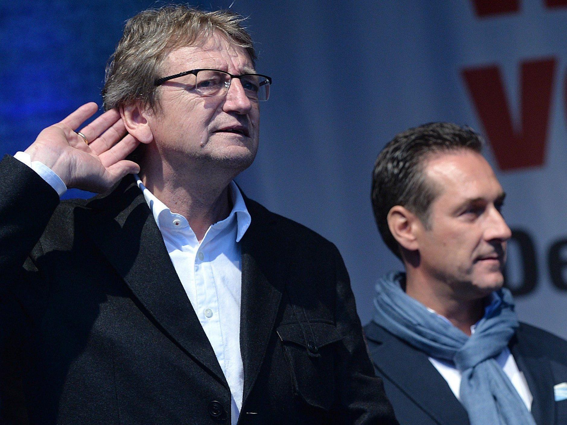 Salzburg-Wahl: FPÖ kritisiert SPÖ, ÖVP und Team Stronach