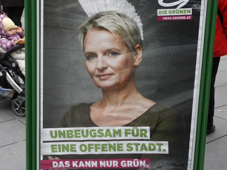 Grüne Wien wollen Plakatständer reduzieren
