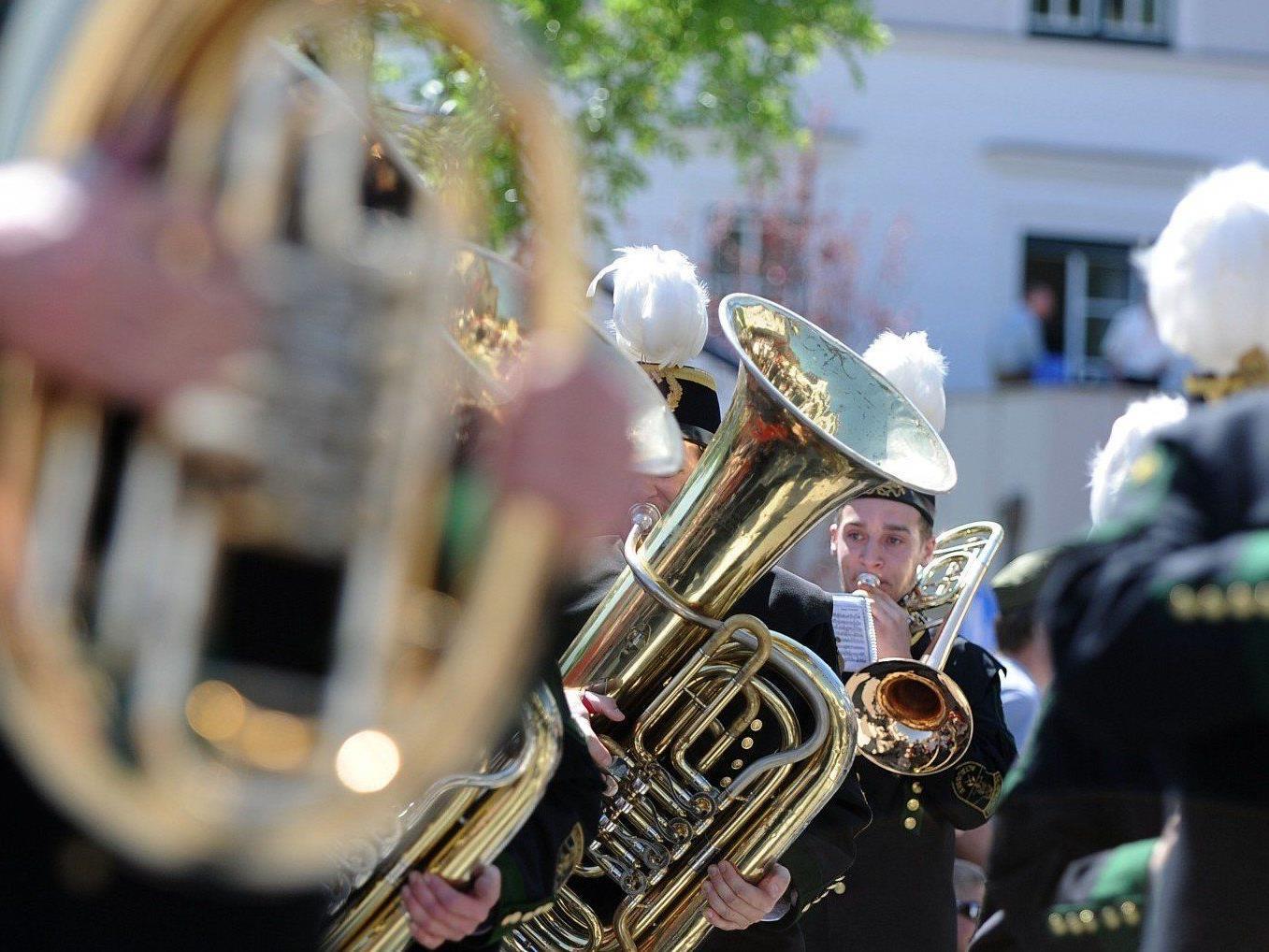 34. Österreichisches Blasmusikfest von 31. Mai bis 1. Juni in Wien