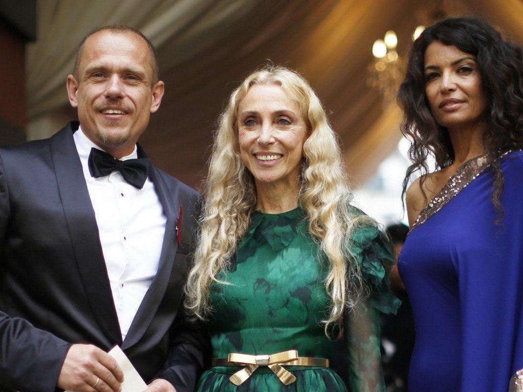 Am Freitagabend fand in der Wiener Hofburg die Aids Solidarity Gala in Wien statt.