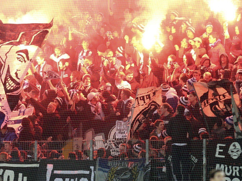 Wir berichten am Sonntag live vom Spiel SK Sturm Graz gegen SV Ried im Ticker.