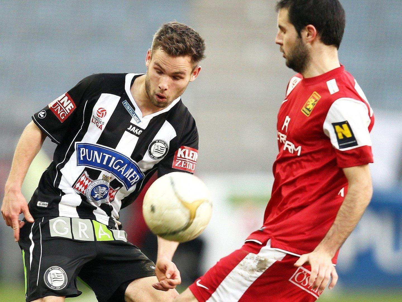 Wir berichten ab Samstag ab ca. 16 Uhr vom Spiel FC Amira Wacker Mödling gegen SK Sturm Graz.