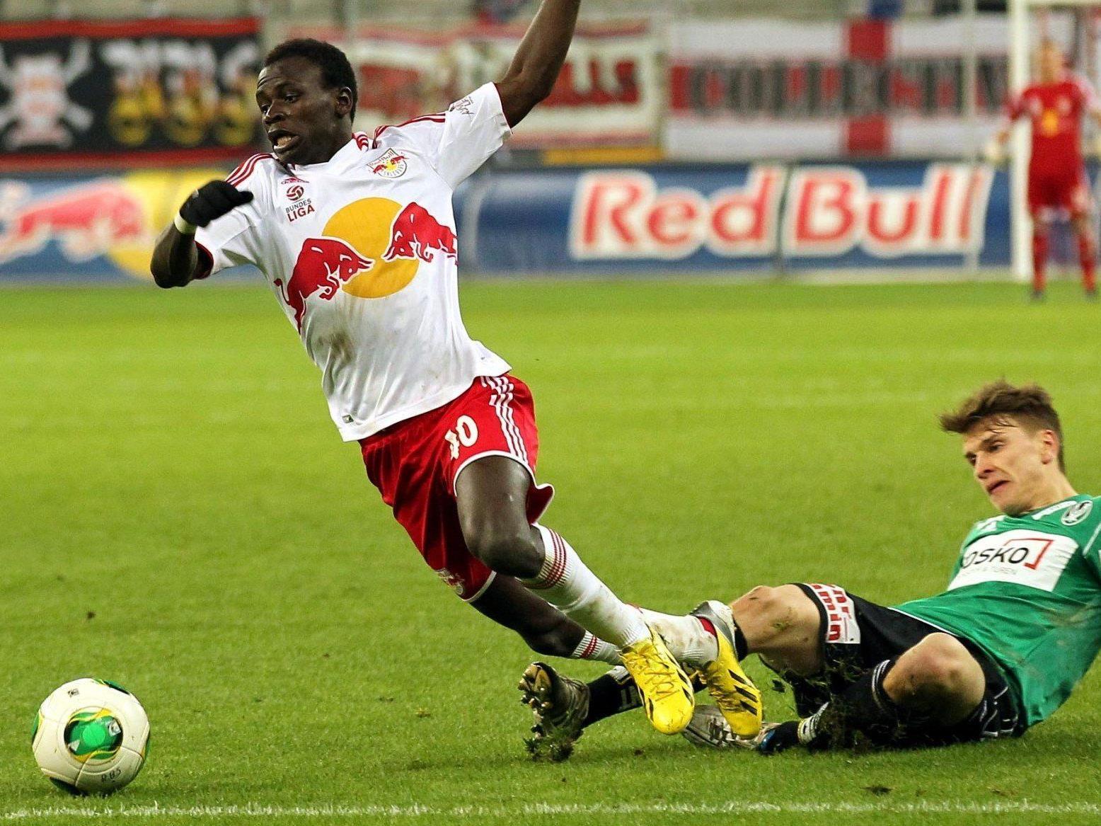 Wir berichten live vom Spiel SV Ried gegen Red Bull Salzburg in unserem Ticker.