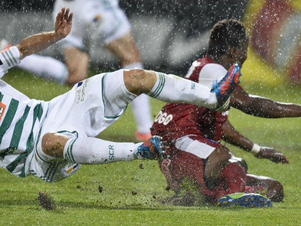 Rapid konnte sich den Europa League-Platz sichern - Admira kämpft um den Klassenerhalt.