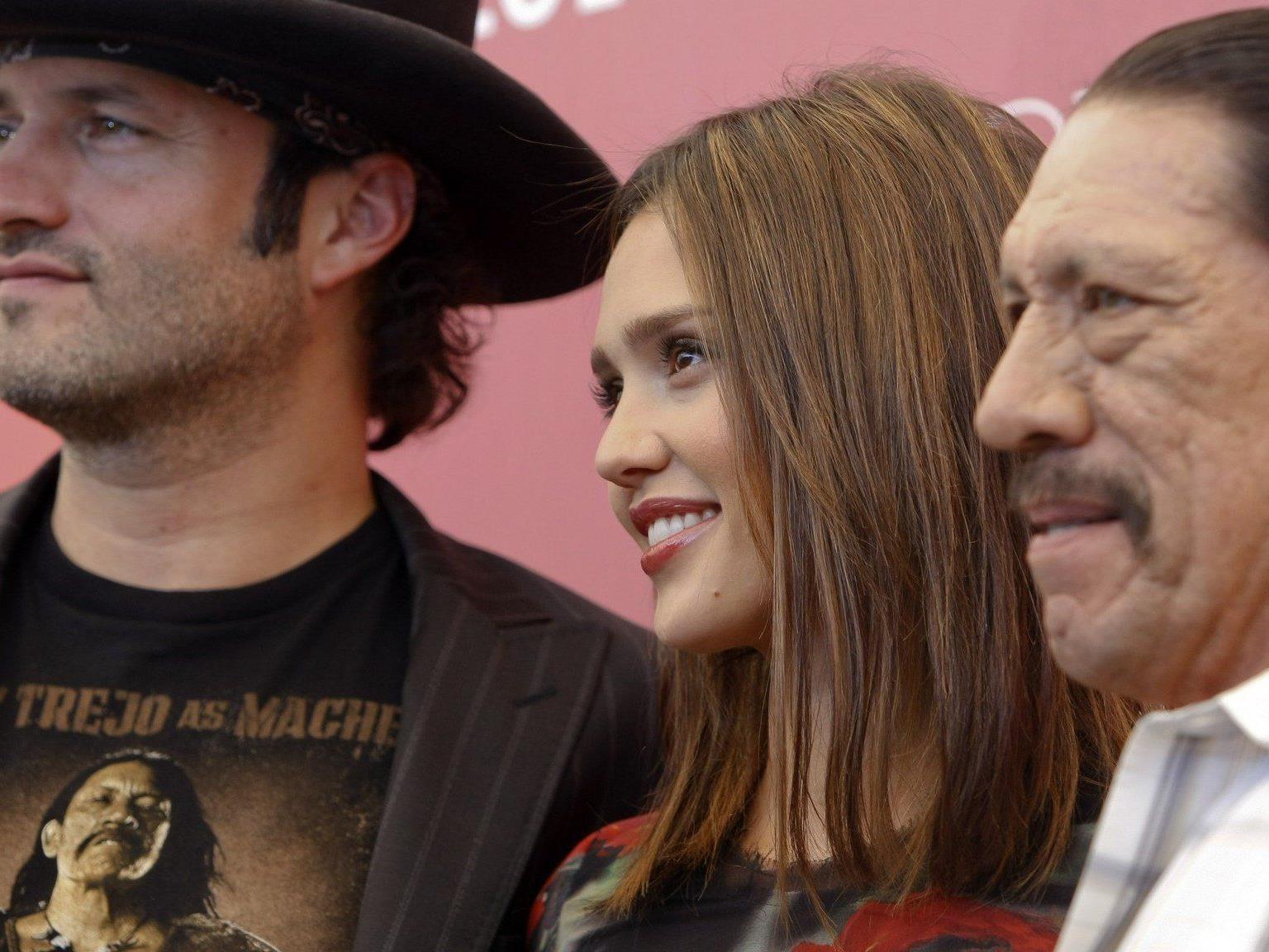 """Robert Rodriguez bringt einen zweiten Teil von """"Machete"""" in die Kinos."""