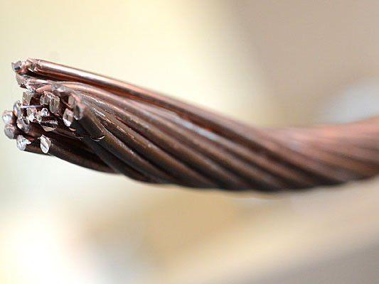 Ein Kupferkabel-Dieb hatte auf der Flucht in Alsergrund einen schweren Unfall