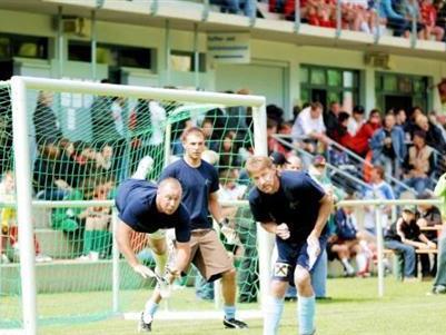 Ortsvereineturnier zu Pfingsten des Golm FC Schruns