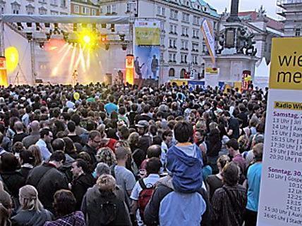 """Family Tour 2013"" beim Stadtfest"