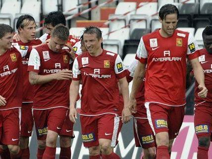 Der Bundesliga Spielbetrieb der Admira ist zumindest wirtschaftlich abgesichert.