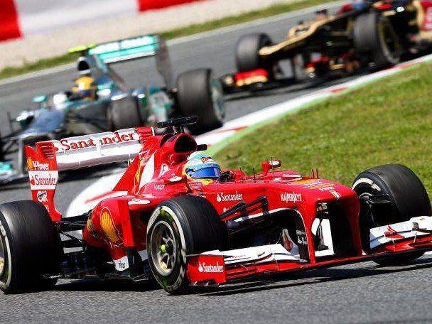Heimsieg für Alonso