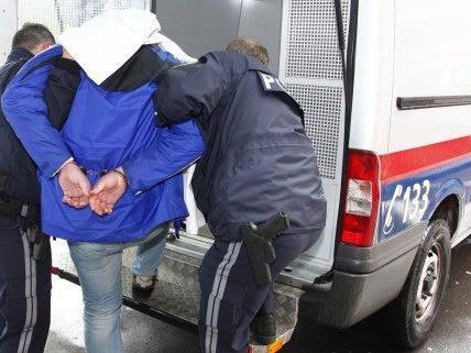 Der Mann wurde am Donnerstag in Baden festgenommen.