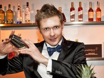 Bert Jachmann ist der beste Bartender des Landes.