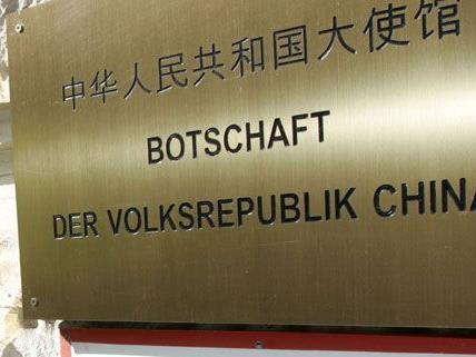 In Döbling wird ein Kinderheim zur chinesischen Botschaft