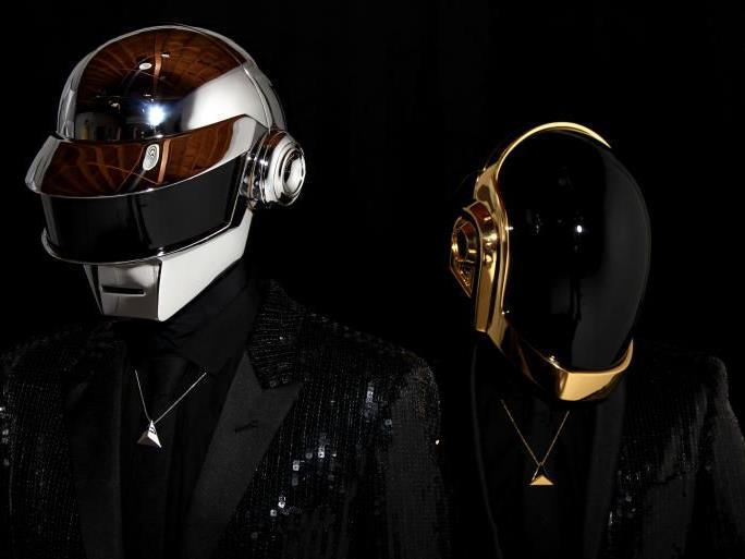 Thomas Bangalter und Guy-Manuel de Homem-Christo von Daft Punk.