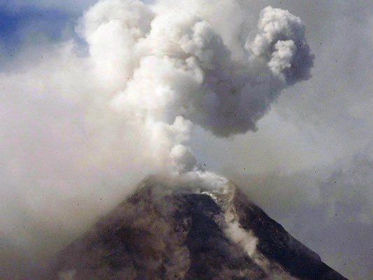 Wienerin überlebte Vulkanausbruch auf Philippinen - Klettergruppe tot