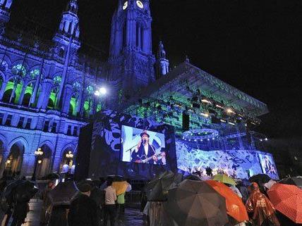 Am Freitagabend wurden die Wiener Festwochen feierlich eröffnet.