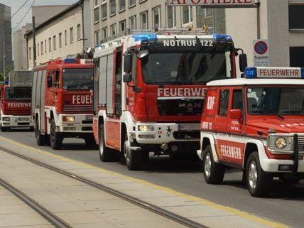 Am Montagnachmittag kam es zu dem Feuerwehreinsatz.