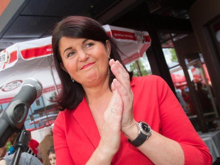 Die Salzburger SPÖ rüstet sich für den Wahlkampf-Sonntag.