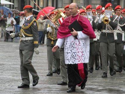 Am Donnerstag fand die 650. Fronleichnamsprozession in Wien statt.