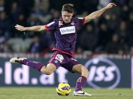 James Holland wird der Austria noch zwei weitere Jahre erhalten bleiben